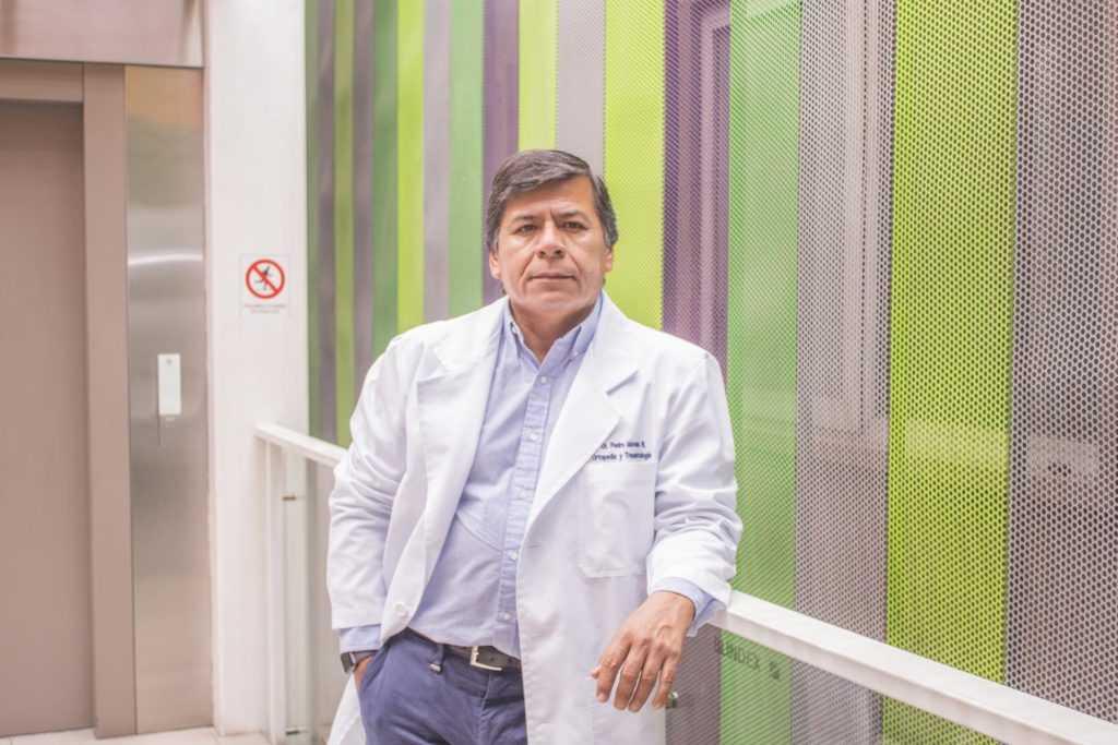 ¡Bienvenido Dr. Pedro Morales Roca!